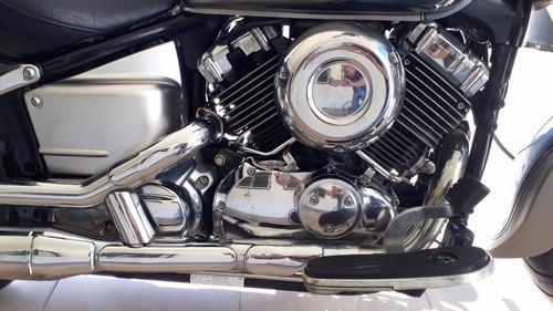 yamaha 2009 v-star classic 650cc  honda suzuki kawasaki
