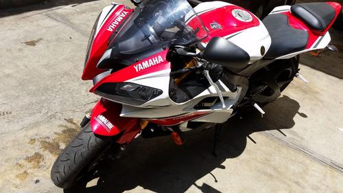 yamaha 2012 r6r 50 aniversario  nacional