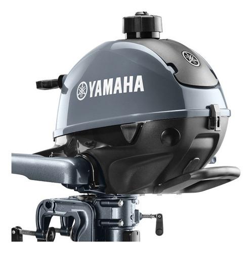 yamaha 2,5 hp 4 tiempos okm en caja cerrada