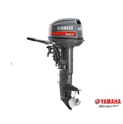 yamaha 25 hp enduro 0hs. 2018 permuto