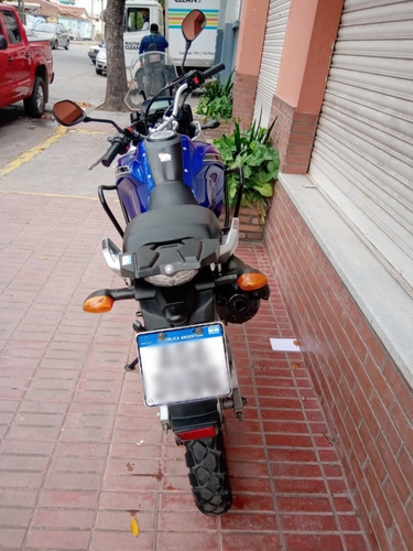 yamaha 250cc tenere adventure 2018