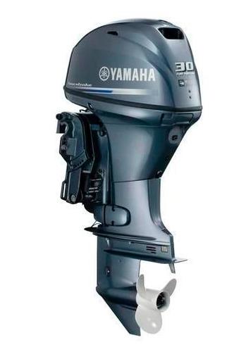yamaha 30 hp 4 tiempos  arranque y  trim entrega inmediata