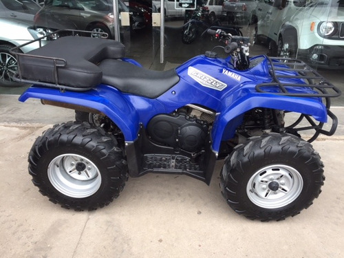 yamaha 350 grizzly 4x4 2007