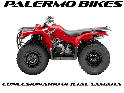 yamaha 350 grizzly 4x4  cuatri 350 2018 palermo bikes
