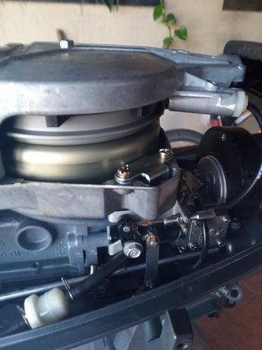 yamaha 4 hp 2t- unico dueño- flamante