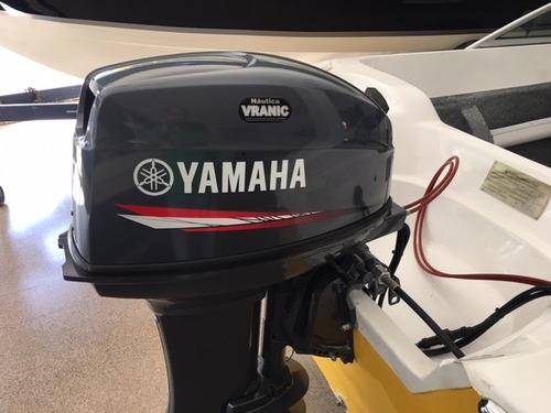 yamaha 40 hp 2 t arranque electrico - concesionario oficial