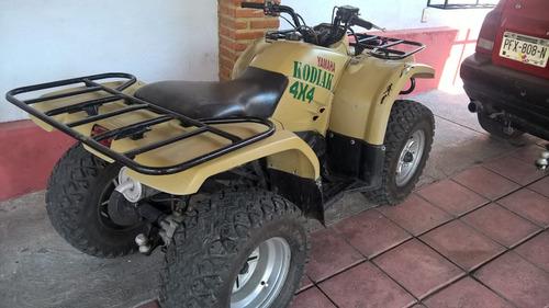 yamaha 450 cc 2005 en excelentes condiciones, transmision4x4