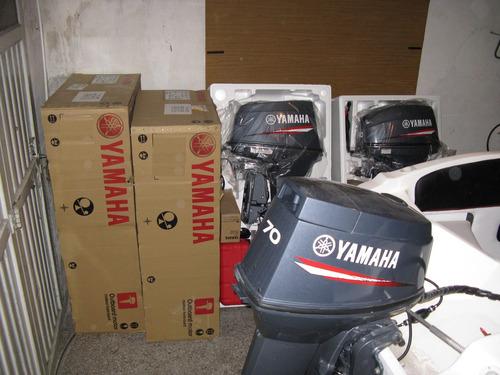 yamaha 70 hp 4 tiempos entrega inmediata garantia oficial