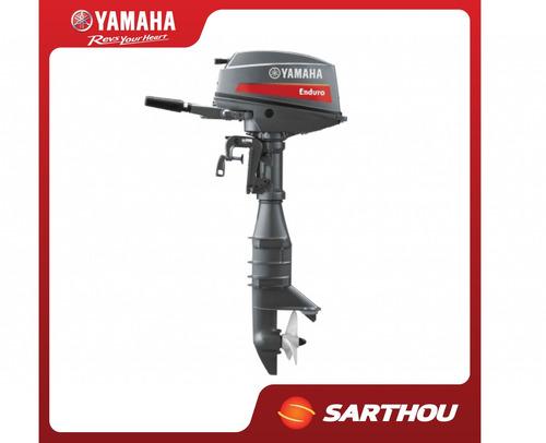 yamaha 8 hp e8 dmhs pata corta 2t enduro macro 12 cuotas