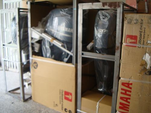 yamaha 90 hp 4 tiempos  okm en caja cerrada oferta