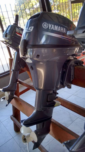 yamaha 9.9hp 4t carburado en motonautica aventura!
