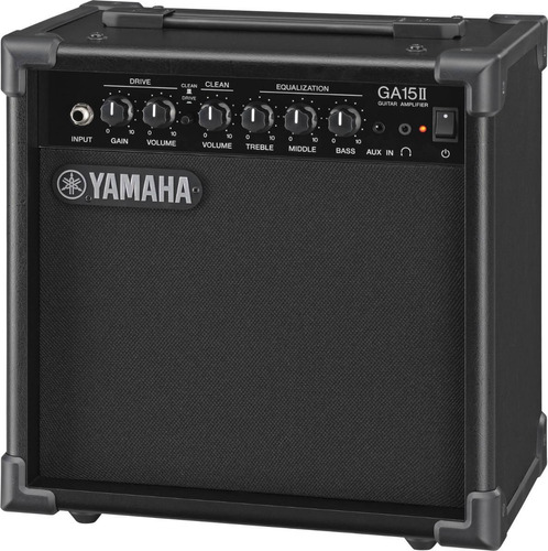 yamaha amplificador de guitarra ga15