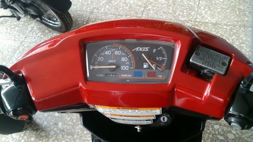 yamaha axis 1994 8400 km impecable!!