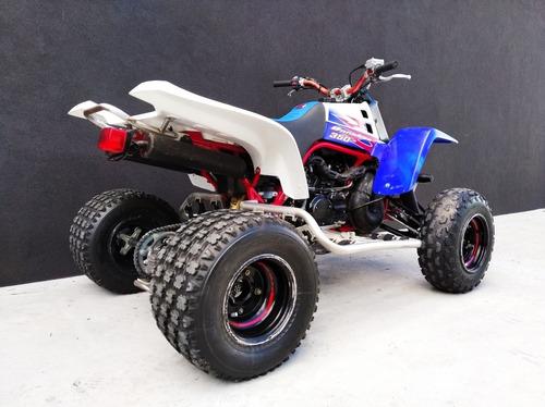 yamaha  banshee 350 año 2011 patentado - permuto !!