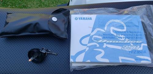 yamaha banshee nuevo