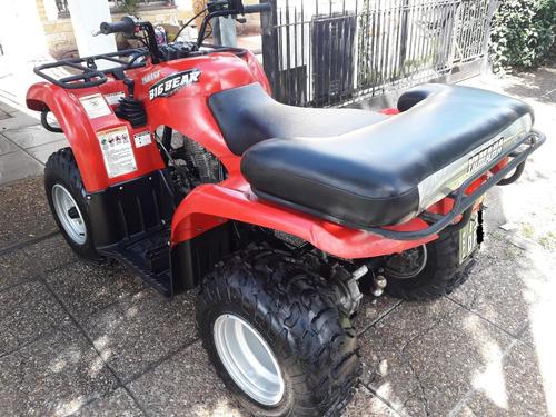 yamaha big bear yfm  250 cc (como nuevo)