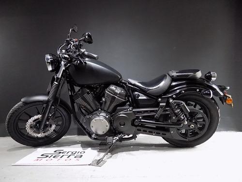 yamaha bolt950 negra 2015