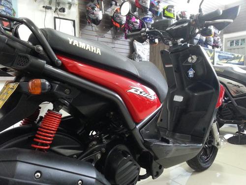yamaha bws 125 2010