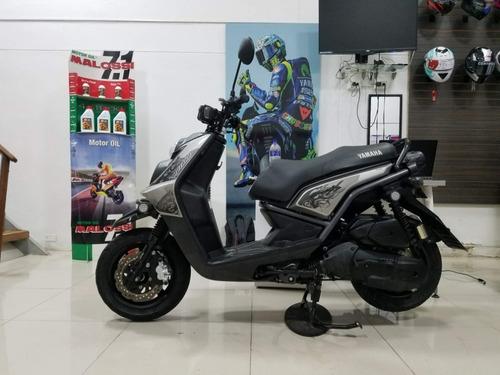 yamaha bws 125 x 2018