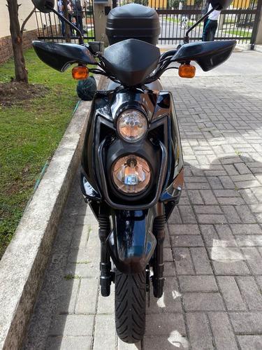 yamaha bws 125cc at modelo 2016