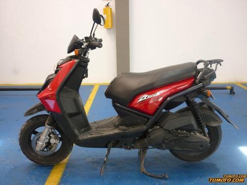 yamaha bws 126 cc - 250 cc