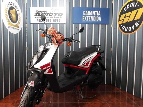 yamaha bws 2 modelo 2018