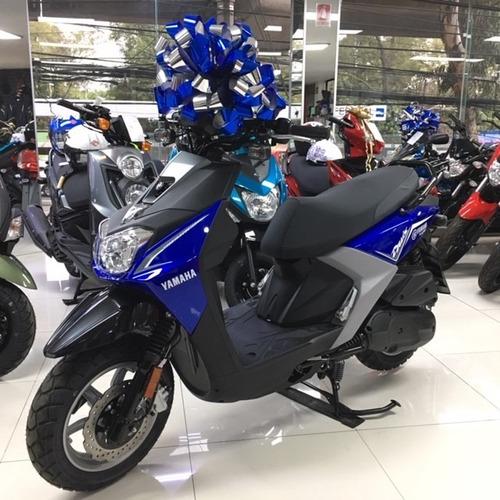 yamaha bws fi 125cc nueva 2020