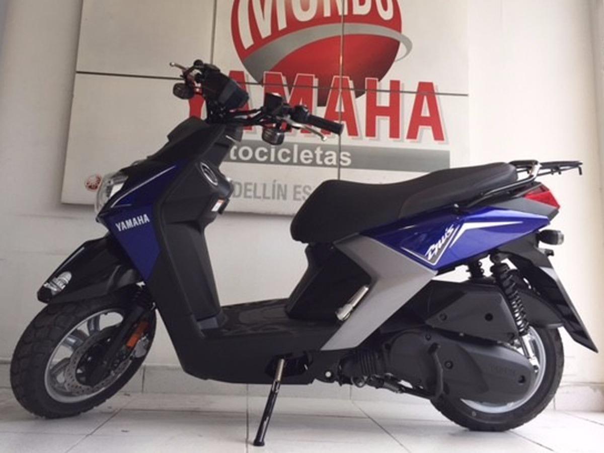 Yamaha Bws Fi Bwsfi 125cc - $ 8.100.000 en TuCarro