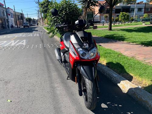 yamaha bws fi x motard