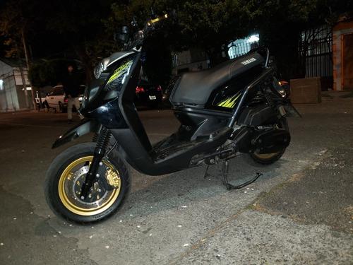 yamaha bws motar 125