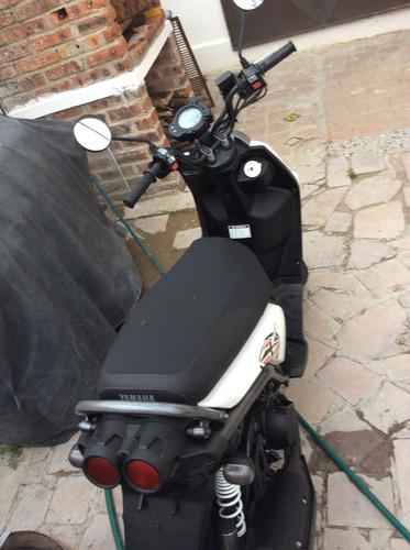 yamaha bw's motard 2013 posible cambio
