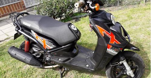 yamaha bws moto scooter