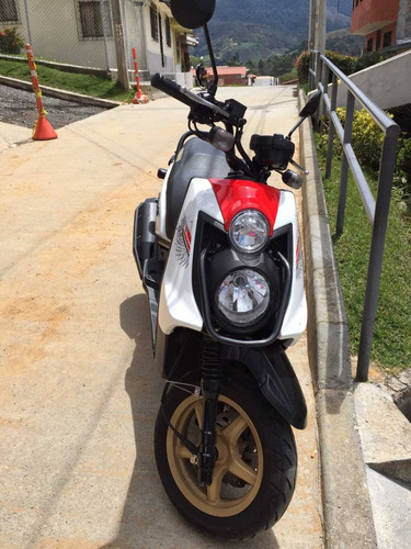 yamaha bws x 125 como nueva!!!! perfecto estado!!!!
