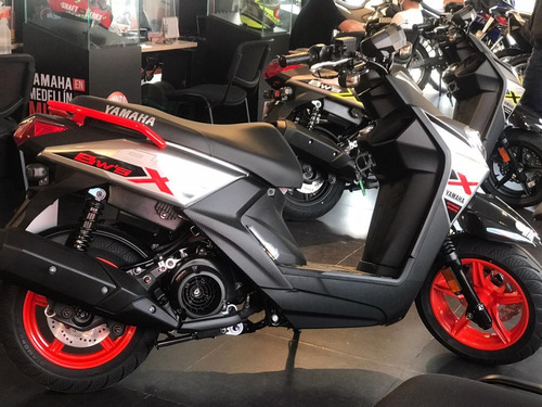 yamaha bws x fi 125cc