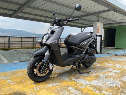 yamaha bws x motard 2017