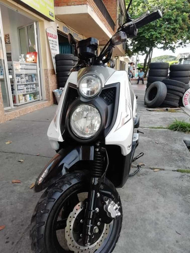 yamaha bws x motard