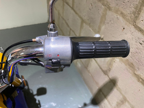yamaha chappy 80 speed motors dolar billete