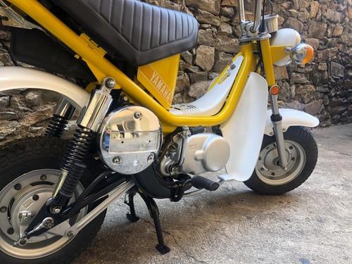 yamaha chappy 80cc 1976