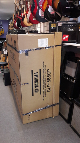 yamaha clavinova clp565 gp piano electrico en caja cerrada!