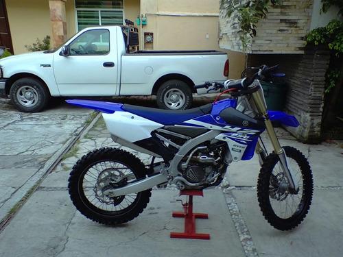 yamaha cross 250