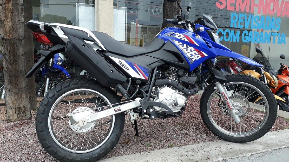 Yamaha Crosser 150 Z 2018 - R$ 12.340 em Mercado Libre