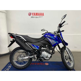 Yamaha Crosser 150 Z Azul 2020