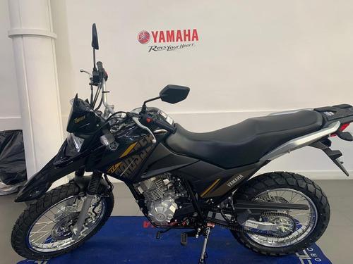 yamaha crosser 150 z preto 2020