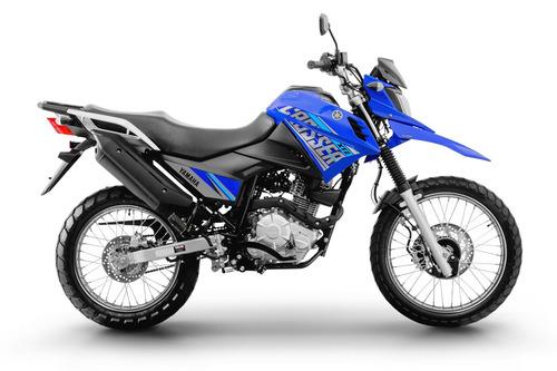 yamaha crosser z   azul   0km