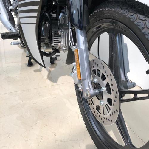 yamaha crypton 110 0km 2020 + casco - la plata - motos 32