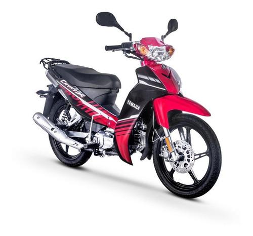 yamaha crypton 110 0km mod20  garantia 3 años+ palermo bikes