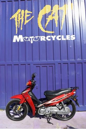 yamaha crypton 110 cc full