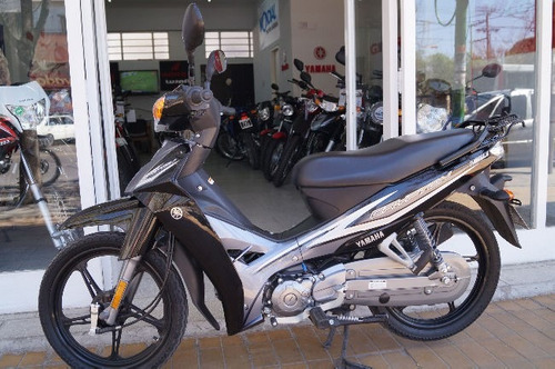 yamaha crypton 110.  en 12 cuotas sin interes. cycles