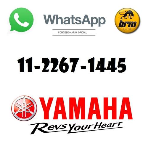 yamaha crypton 110 entrega inmediata en brm !!!