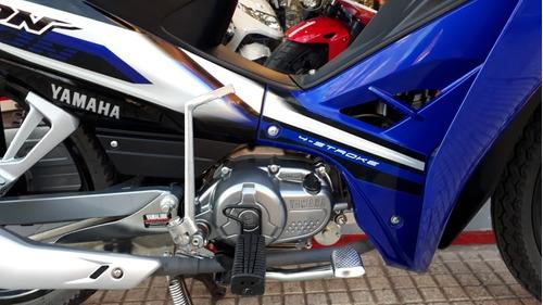 yamaha crypton 110cc. en supply bikes